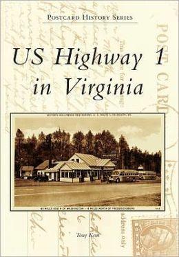 US Highway 1 in Virginia (Postcard History Series)
