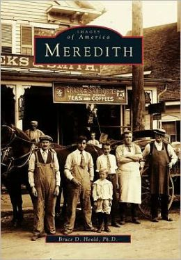 Meredith, New Hampshire (Images of America Series)