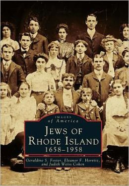 Jews of Rhode Island (Images of America Series)