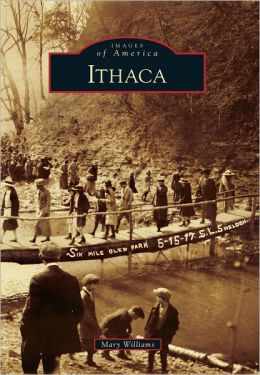 Ithaca, New York (Images of America Series)