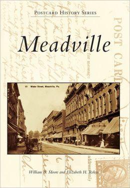 Meadville, Pennsylvania (Postcard History Series)