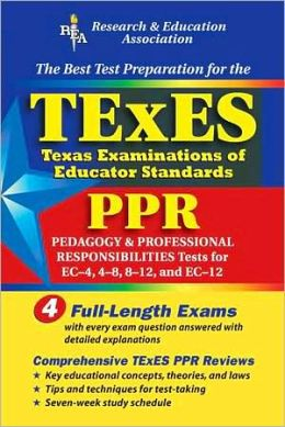 Texes: Texas Examinations of Educator Standards