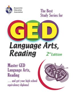 GED Language Arts, Reading: The Best Test Prep for GED
