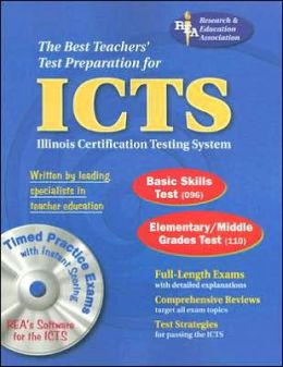 ICTS (REA) - The Best Test Prep for the IL Certification Testing System