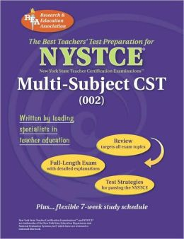NYSTCE: The Best Test Prep for the New York Multi-Subject Content Specialty Test