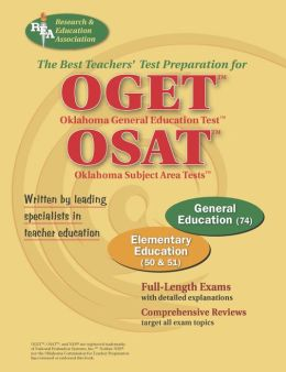 OGET and OSAT: The Best Test Prep, Oklahoma General Education and Subject Area Tests (Elementary School Edition)