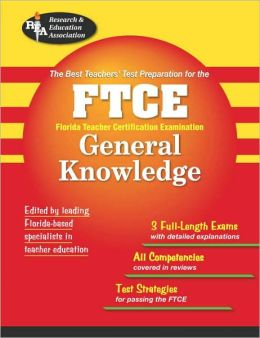 FTCE General Knowledge (REA) The Best Test Prep