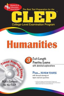 CLEP Humanities w/CD-ROM (REA) The Best Test Prep for the CLEP (CLEP Test Preparation) Patricia Van Arnum and CLEP