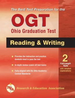 OGT Reading and Writing, Ohio Graduation Test (REA)