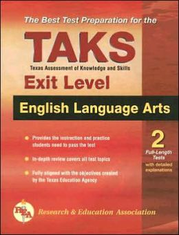 TAKS English Language Arts, Exit Level (REA)