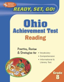Ready, Set, Go! Ohio Achievement Test: Reading and Writing (Grade 8)