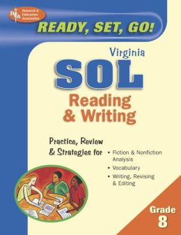 Ready, Set, Go! SOL: Virginia English, 8th Grade