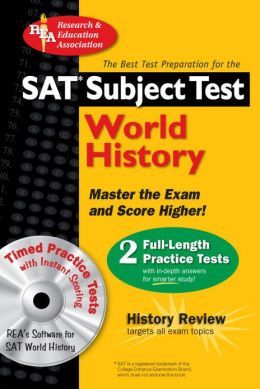 SAT Subject Test World History