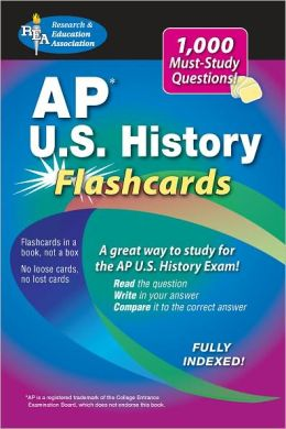 AP United States History Power Builder Flashcards