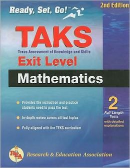 Texas TAKS Exit Level Math