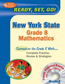 New York State Grade 8 Mathematics w/TESTware