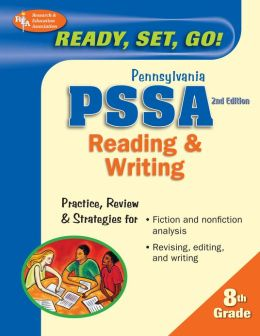 PSSA Reading & Writing Grade 8 (Second Edition)