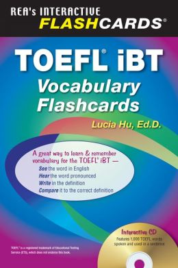 TOEFL iBT Vocabulary Flashcard Book International Edition