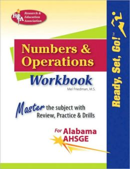 Ready, Set, Go! Numbers/Operations - AL AHSGE