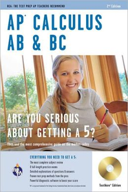 AP Calculus AB/BC: The Best Test Prep for the AP