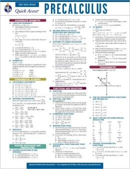 Quick Access: Precalculus