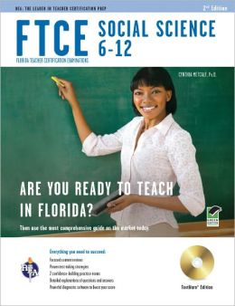 Florida FTCE Social Science 6-12 w/ TestWare