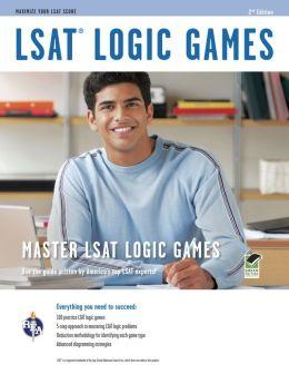 LSAT Logic Games 2nd Edition