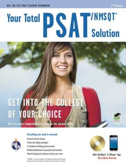 Your Total PSAT/NMSQT Solution w/ TestWare on CD (REA)