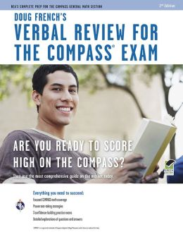 COMPASS Exam - Doug French's Verbal Review (REA)