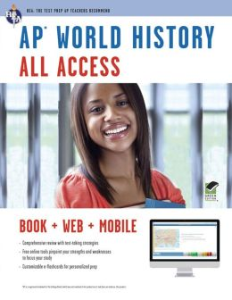 AP® World History All Access Book + Online + Mobile