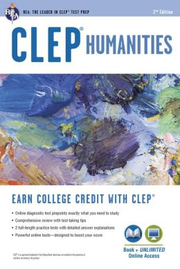 CLEP Humanities w/Online Practice Tests, 2nd Edition