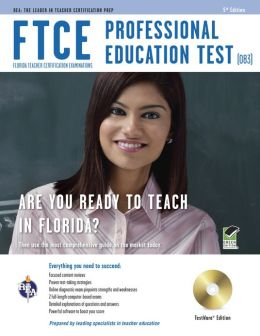 FTCE Professional Ed Test 5th Edition with Online Tests