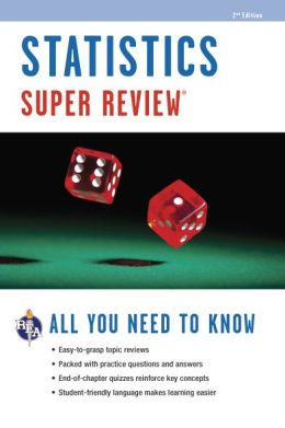 Statistics Super Review, 2nd Edition