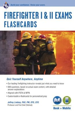 Firefighter Exams 1 & 2 Flashcards