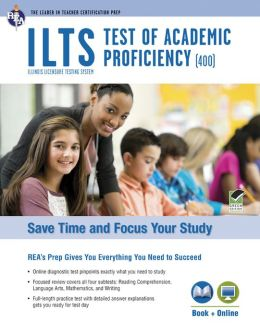 IL ICTS Test of Academic Proficiency w/Online Practice