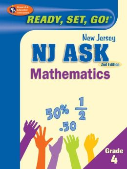 NJ ASK Grade 4 Mathematics