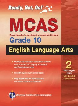MCAS English Language Arts, Grade 10