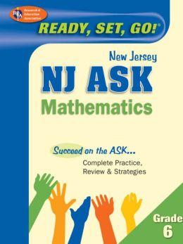 NJ ASK Grade 6 Mathematics