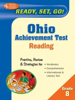 Ohio Achievement Test, Grade 8 Reading