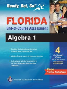 Florida Algebra I EOC with Online Practice Tests