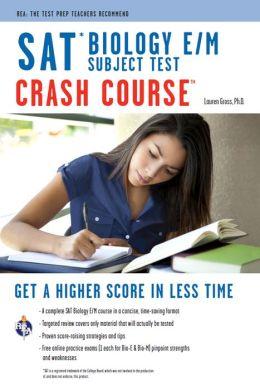 SAT Subject Test: Biology E/M Crash Course