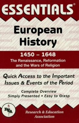 European History: 145 to 1648 Essentials