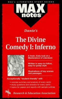 Divine Comedy I: Inferno, The (MAXNotes Literature Guides)