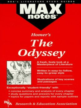 The Odyssey (MAXNotes Literature Guides)