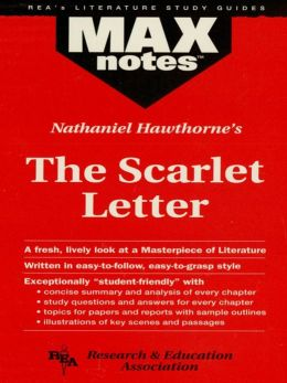 The Scarlet Letter (MAXNotes Literature Guides)