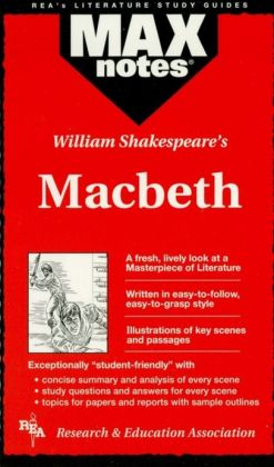 Macbeth (MAXNotes Literature Guides)