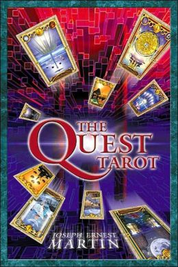 Compass: Guide to the Quest Tarot