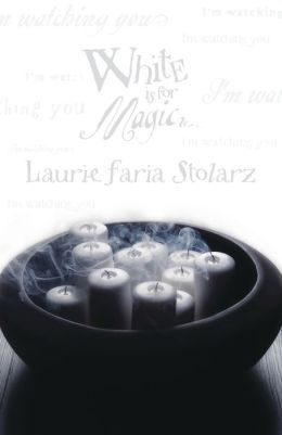 White Is for Magic (Blue Is for Nightmares Series #2)