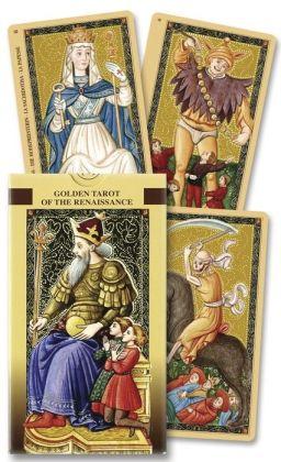Golden Tarot of Renaissance Deck