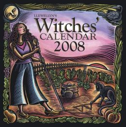 2008 Witches Wall Calendar